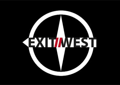 Logo und Bandartwork – Exit2West