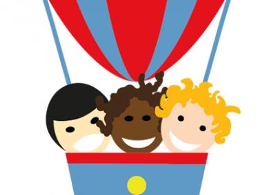 Logo für eine Kindertagespflege