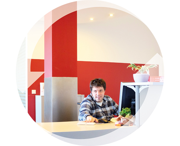 isb Intensivpflegedienst Corporate Design